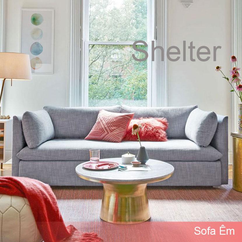 Ghế sofa băng dài Shelter