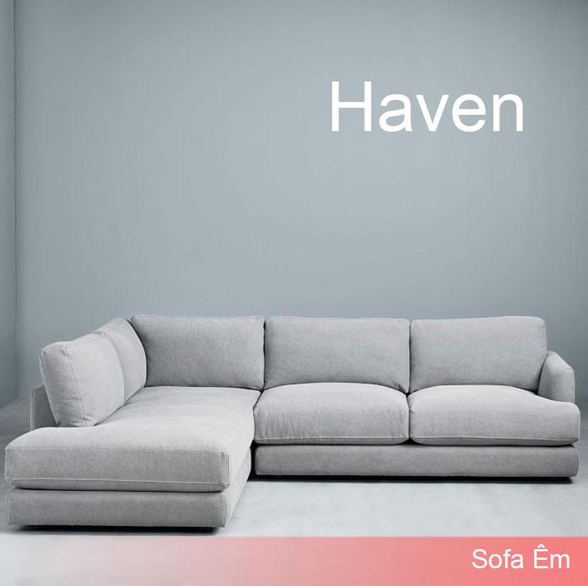 Ghế sofa góc L đa dạng kiểu dáng và mẫu mã